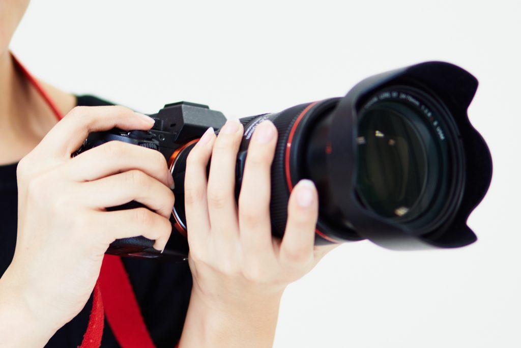 デジタル一眼レフカメラの特徴を知ろう!