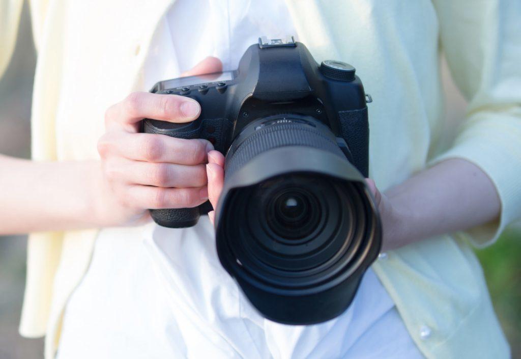 社内報担当として、カメラはどう選ぶ?
