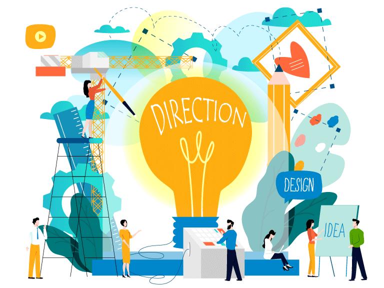 社内報のデザインディレクション4つのコツ