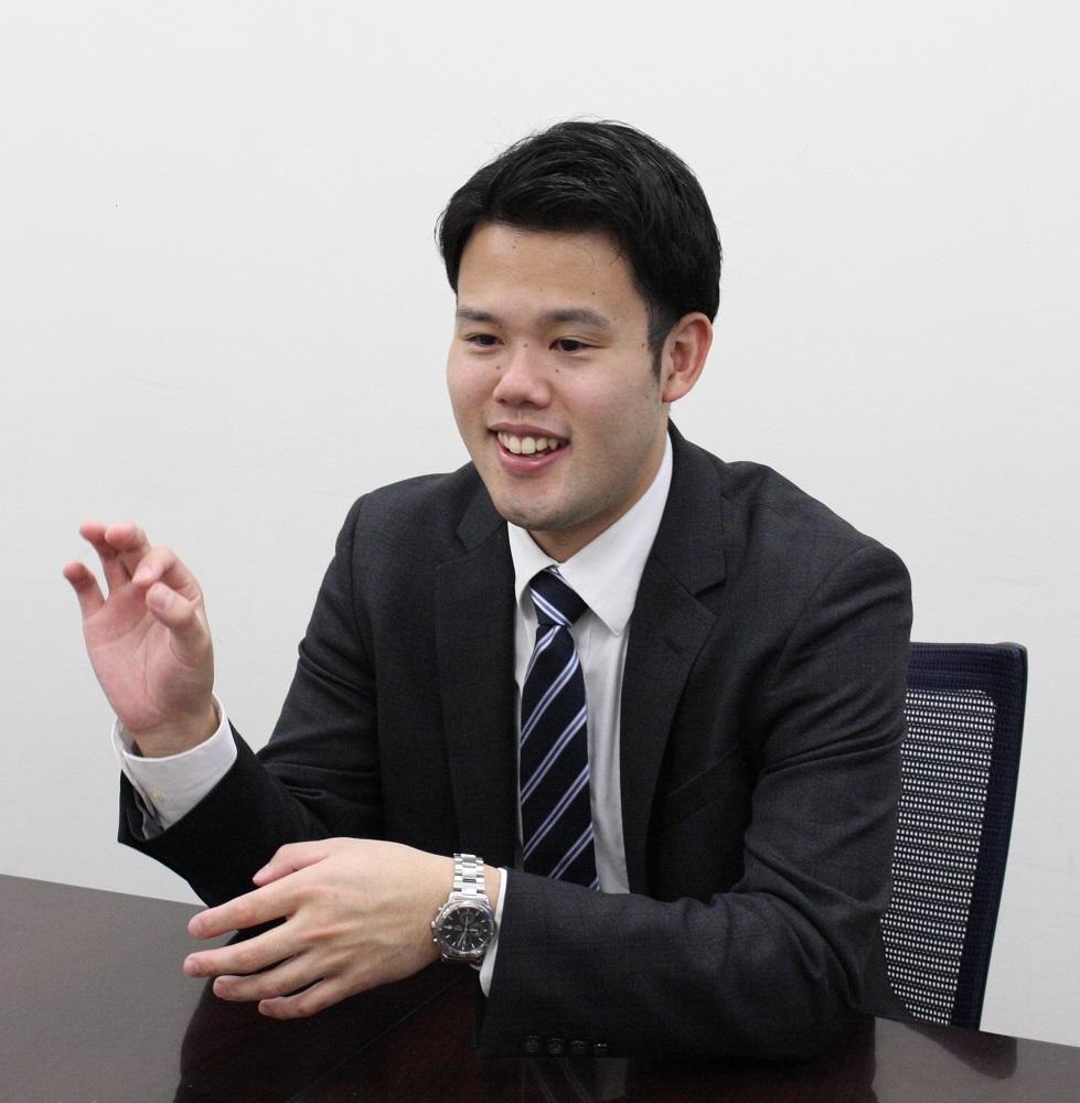 横田 伸乃資さん