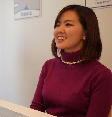 株式会社ベーシックの奥田 陽子さん