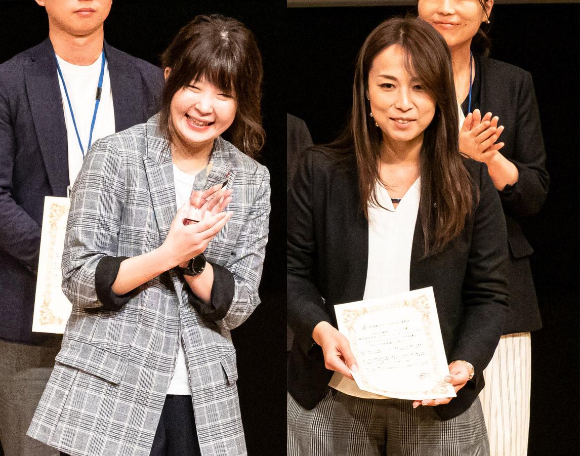 小松さんと細川さん